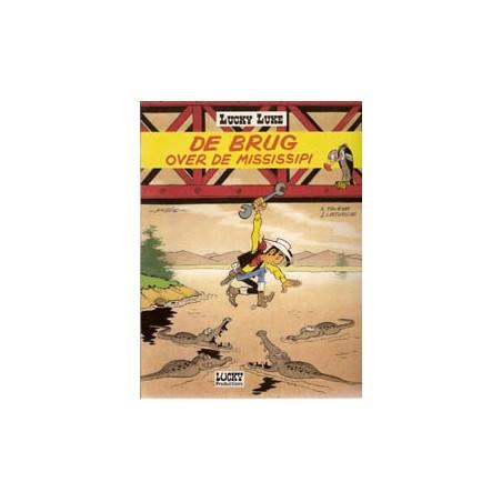 Lucky Luke  II 33 De brug over de Mississippi