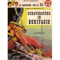 3L<br>Schatgravers in Bontifacio<br>Favorietenreeks II 5 Hlmnd.