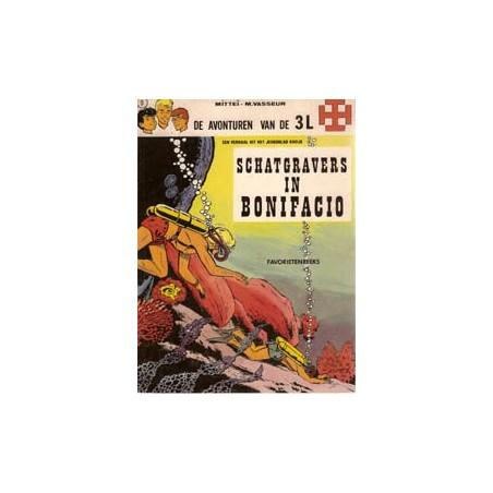 3L Schatgravers in Bonifacio Favorietenreeks II 5 Hlmnd.