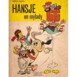 Hansje Mylady 66 Favorietenreeks I 14 1e druk 1968