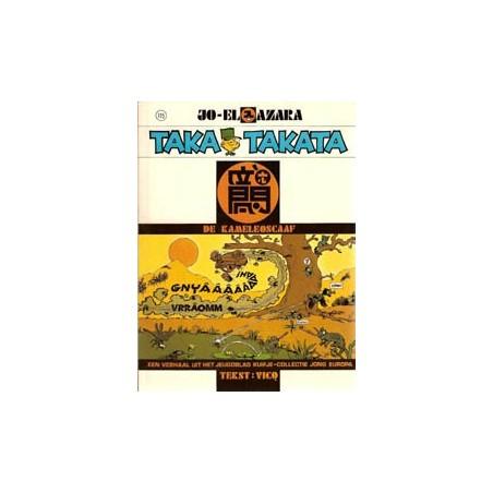 Taka Takata De Kameleoscaaf Jong Europa 115 1e druk L