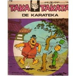 Taka Takata 04<br>De Karateka<br>1e druk 1974