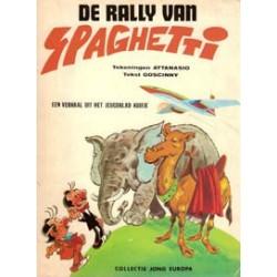 Spaghetti De rally van Spaghetti Jong Europa 52 1e druk