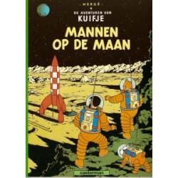 Kuifje 16 Mannen op de maan