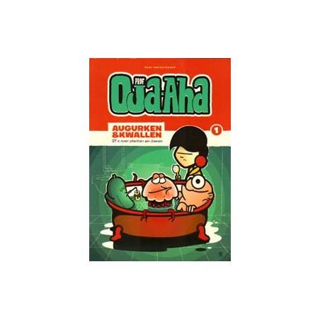 Prof. Oja-Aha 01 Augurken & kwallen over planten & dieren