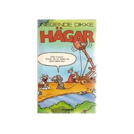 Hagar pocket Dikke Hagar 09% 1e druk 1992