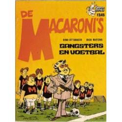 Macaroni's setje<br>Deel 1 t/m 8<br>1e drukken 1973-1979