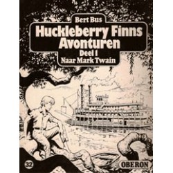 Bus<br>Huckleberry Finns Avonturen set<br>Deel 1 & 2<br>1e druk