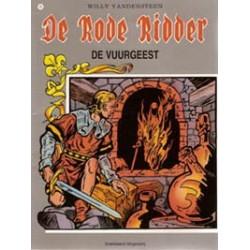 Rode Ridder Kleur 013 De vuurgeest herduk