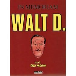 Matena In Memorian Walt D. HC 1e druk 1986