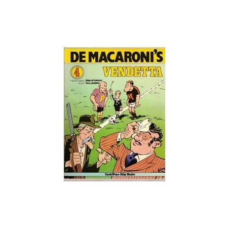 Macaroni's 04 Vendetta 1e druk 1978