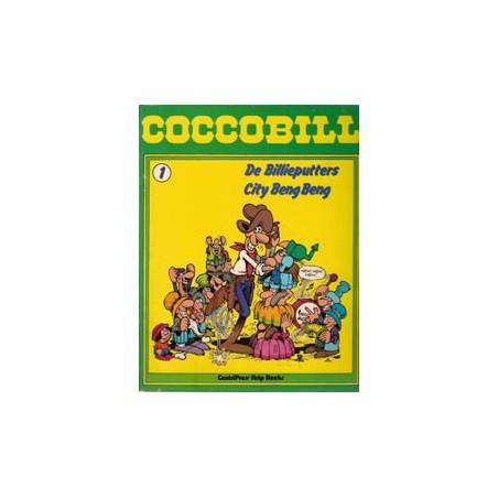Coccobill 01% Billieputters & City Beng Beng 1e druk 1980
