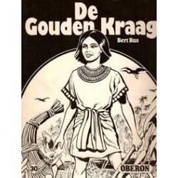 Bus De gouden kraag 1e druk 1979 Zwart-wit reeks 30