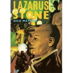 Matena Lazarus Stone 1e druk 1984