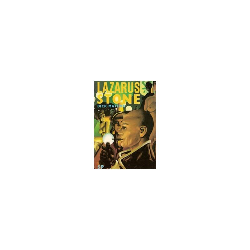 Matena strips Lazarus Stone 1e druk 1984