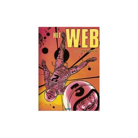 Matena strips Het web 1e druk 1985