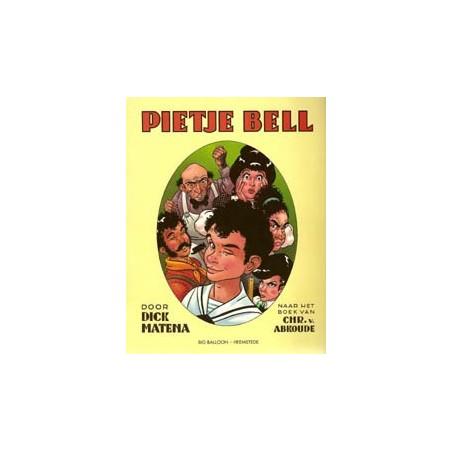 Matena strips Pietje Bell SC 1e druk 1992
