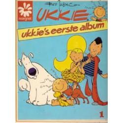 Ukkie 01<br>Ukkie's eerste album<br>1e druk 1985