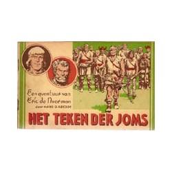 Eric de Noorman 25 Het teken der Joms 1e druk 1954