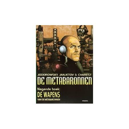Metabaronnen  09 De wapens