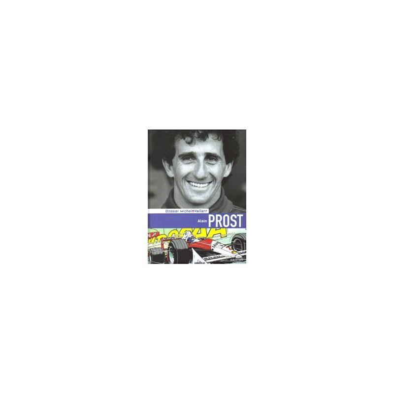 Dossier  Michel Vaillant 12 HC Alain Prost
