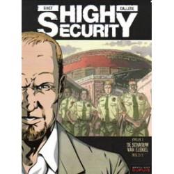 High Security 06 De schaduw van Ezekiel (2)