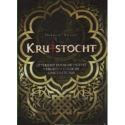 Kruistocht box 1 Deel 1 t/m 4 HC's in luxe cassette