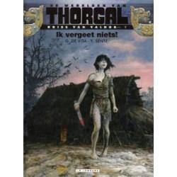 Thorgal Werelden<br>Kriss van Valnor 01<br>Ik vergeet niets!