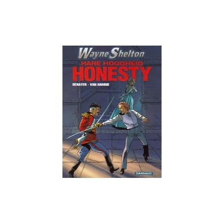 Wayne Shelton  09 Hare hoogheid Honesty