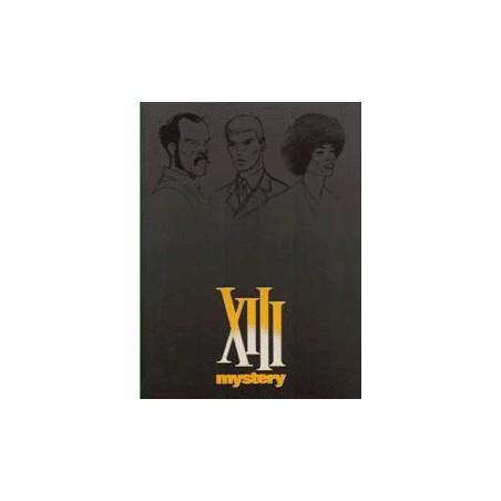 XIII  Mystery box 1 Deel 1, 2 & 3 HC in luxe cassette