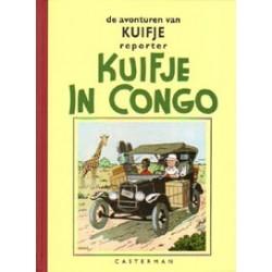 Kuifje Zwart-wit facsimile 01 HC In Congo