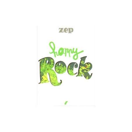 Zep  strips Happy rock 01