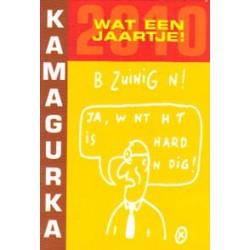 Kamagurka wat een jaartje! 2010