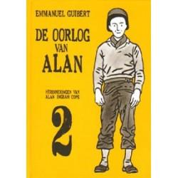 Guibert<br>De oorlog van Alan 02 HC