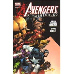 Avengers NL01<br>Disassembled