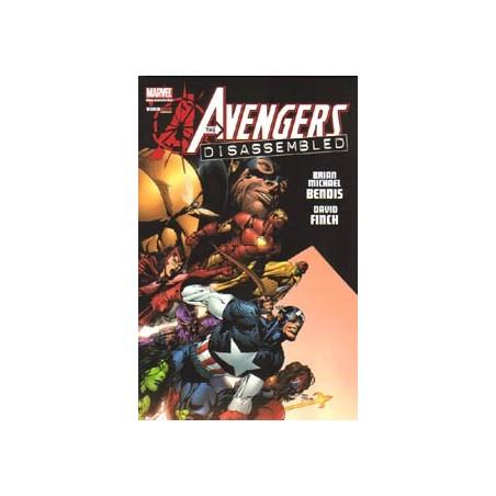 Avengers NL01<br>Disassembled