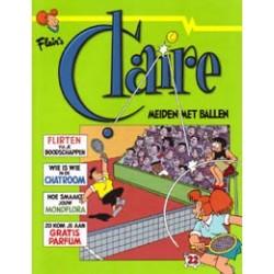 Claire 22 Meiden met ballen