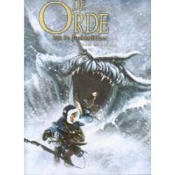 Orde van de drakenridders 06 HC<br>Voorbij de bergen