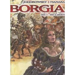 Borgia 04 HC<br>Alles is ijdelheid