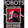 Dan Dare 07 Deluxe collector's edition Reign of the robots