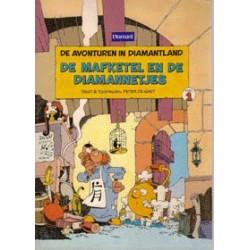 De Smet<br>Diamantland set<br>Deel 1 & 2<br>1e drukken 1983-1984