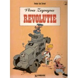 Viva Zapapa setje<br>Deel 1 & 2<br>1e drukken 1990-1991