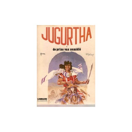 Jugurtha 01 De prins van Numidië herdruk