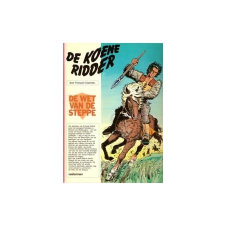 Koene Ridder 03 De wet van de Steppe herdruk