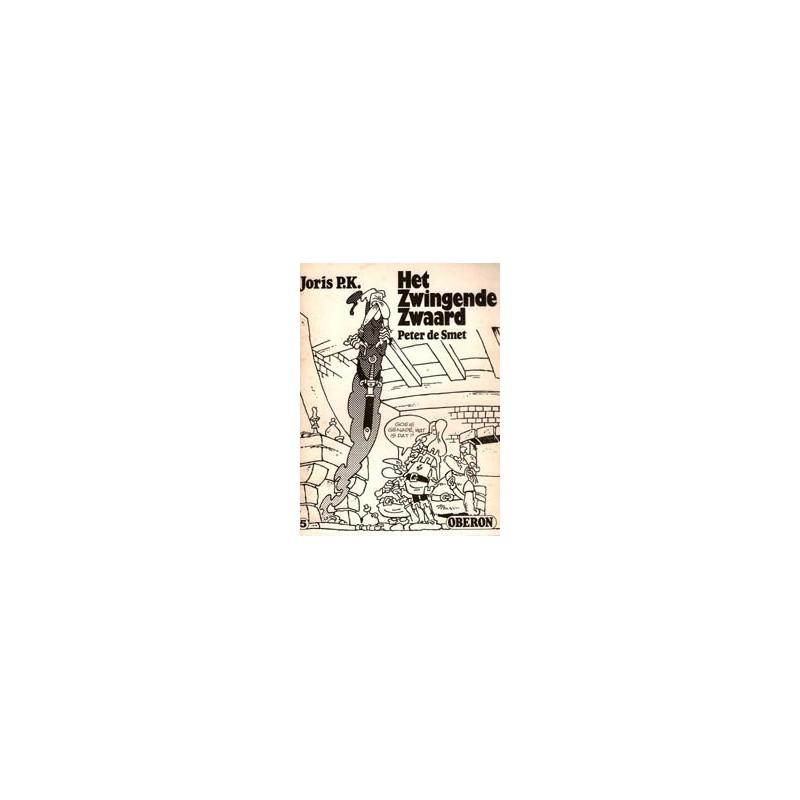 Joris PK Het zwingende zwaard (illegale heruitgave 1982)