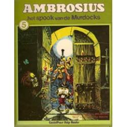 Ambrosius<br>05 Het spook van de Murdocks<br>herdruk 1980