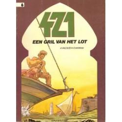 421 06<br>Een gril van het lot<br>1e druk 1988