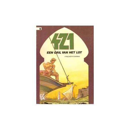 421 06 Een gril van het lot 1e druk 1988