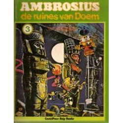 Ambrosius 03 De ruines van Doem 1e druk 1979
