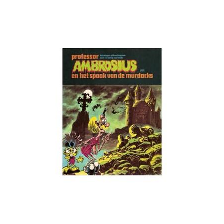 Ambrosius Het spook van de Murdocks 1e druk 1973